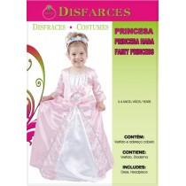 Disfarce Princesa