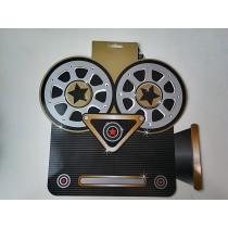 Decoração Cinema Maq....