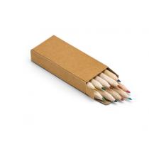 Caixa C/10 Lápis Cor Cartão...