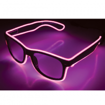 Oculos Iluminados LED Azul...
