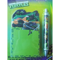 Turtles Bloco...