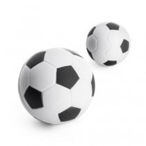 Bola de futebol pequena...