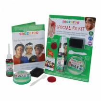Snazaroo Kit Especial FX