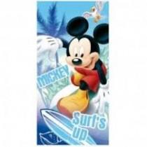 Toalha Praia Surf Mickey