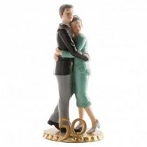 Deco Bolo bodas casal 50th