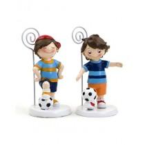 Deco Bolo Futebolistas C/...