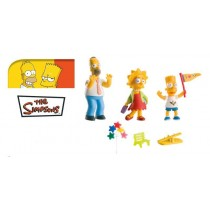 Dekora Kit Simpsons P/Bolo
