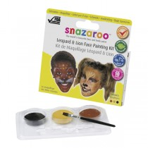 Snazaroo Kit 3 cores