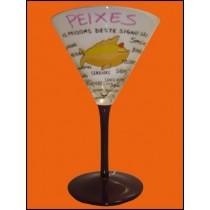 Copo Cocktail Peixes