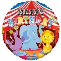Balão Foil HB circo