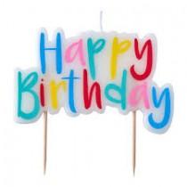 Vela Happy Birthday cores