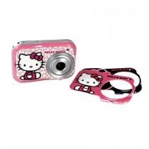 Maquina Fotográfica Hello Kitty