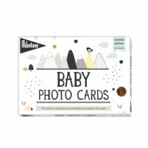 Milestone Moon Baby Cards -...