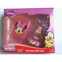 Kit Perfume E Sabonete Minnie