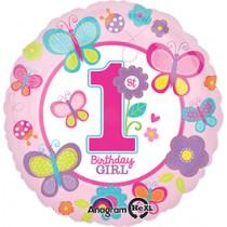 Balão Foil 1º aniversário...