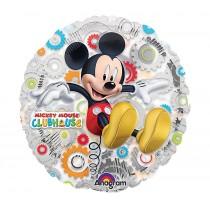 Balão Mickey transparente