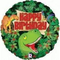 Balão Dinossauros Happy...