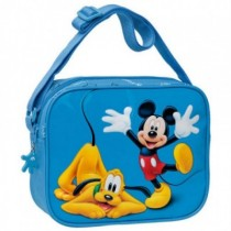 Bolsa térmica Mickey e Pluto