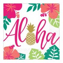 Guardanapos Aloha