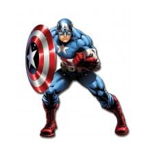 Figura articulada Capitão...