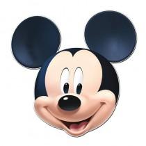 Super silhueta cara Mickey