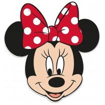 Super silhueta cara Minnie
