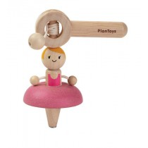 Pião Bailarina Plan Toys 5194