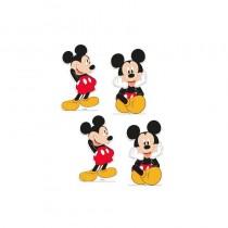 Mini silhuetas Mickey 15cm...