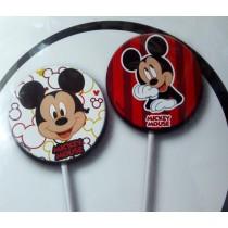 Palitos decorativos Mickey...