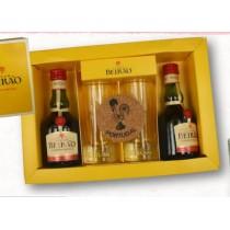 Miniaturas Beirão + copos +...