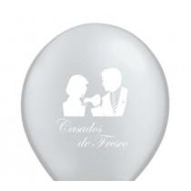 Balão Casados De fresco
