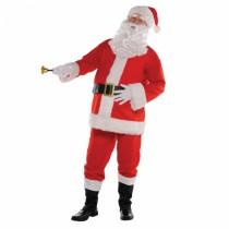 Fato de Pai Natal Clássico