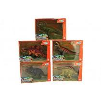 Dinossauros Plastico 22cm 5...