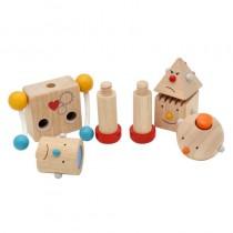Plan Toys 5183 Constrói um...