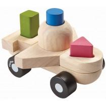 Plan Toys Puzzle Avião...