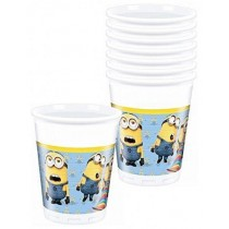 Copos lovely Minions
