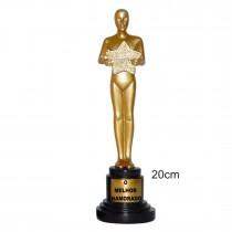 Estatueta Óscar Melhor...