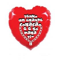 Coração Insuflável Grande...