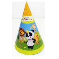Chapéus de festa Canal Panda