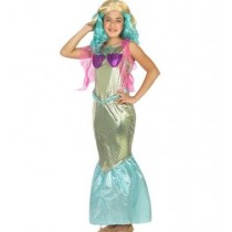 Disfarce Carnaval Sereia...