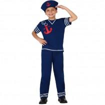 Disfarce Marinheiro Azul...