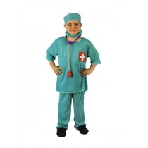Disfarce Médico Cirurgião...