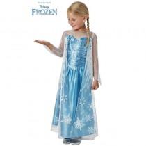 Disfarce Elsa Frozen 9-10 anos