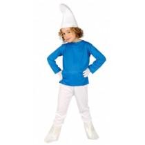 Disfarce Carnaval Smurf 5-6...