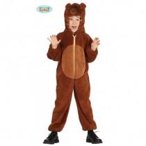 Disfarce Carnaval Urso 3-4...