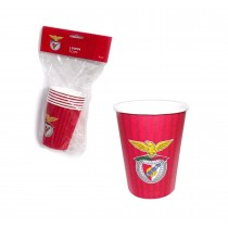 Copos de papel SL Benfica