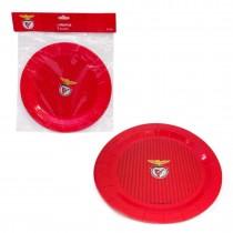 Pratos de papel SL Benfica...