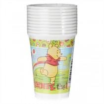 Copos Plásticos Winnie The...