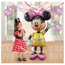 Balão Foil Airwalker Minnie