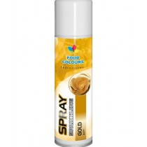 Corante Spray Ouro FC 250ml